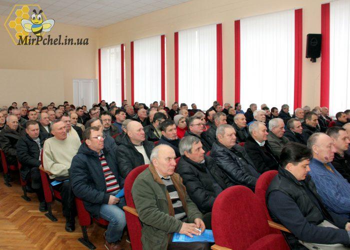 Киевская областная конференция пасечников